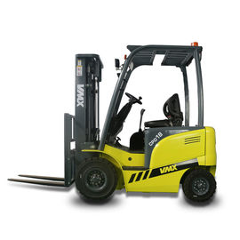 中国 electric lifts for warehouse reach lift truck CPD18 stand up electric forklift サプライヤー