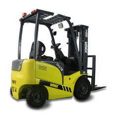 中国 warehouse stacker forklift CPD18 electric warehouse lifts サプライヤー